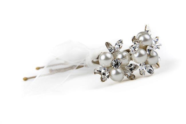 Rachel Simpson 2014 collection style Hettie hairpins (401)