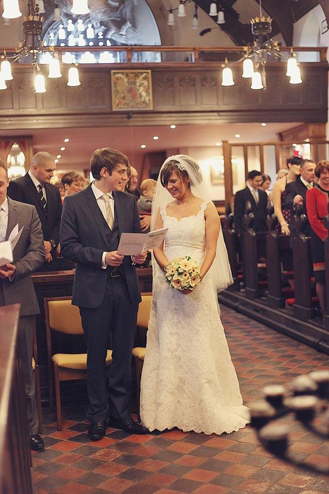 Rebecca Nick real wedding 11