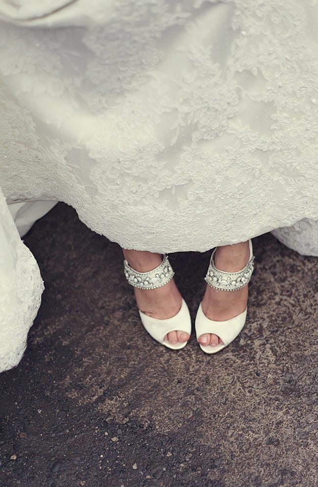 Rebecca Nick real wedding 16