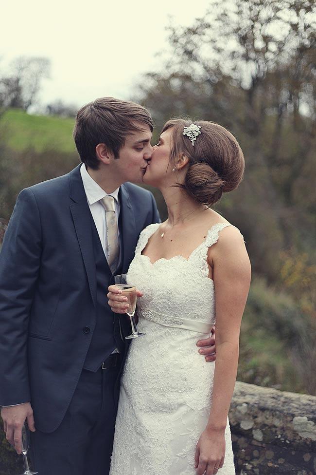 Rebecca Nick real wedding 17