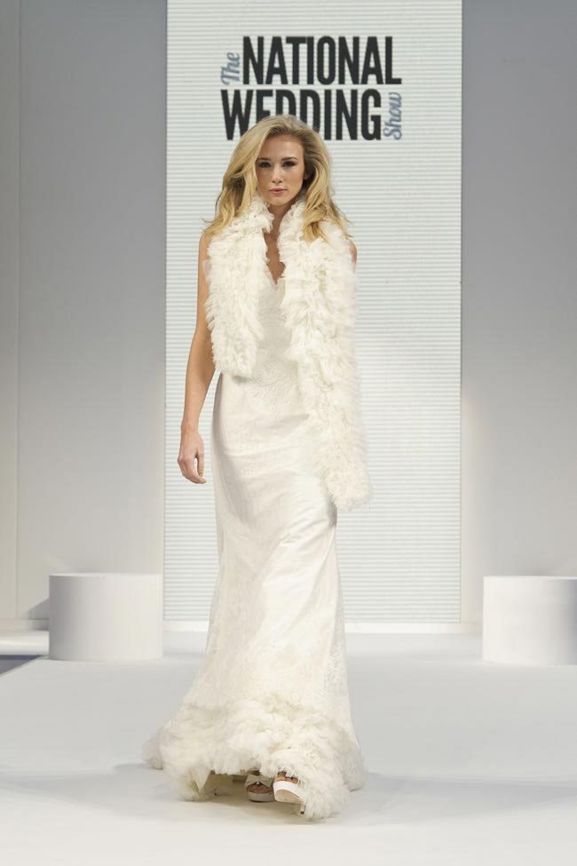 The National Wedding Show Catwalk