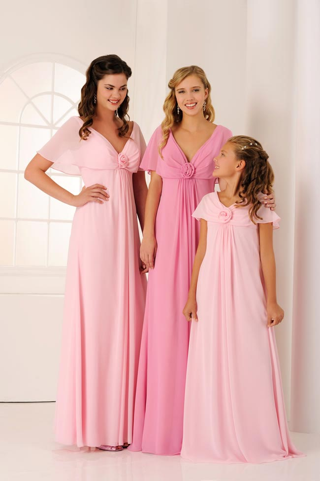 Veromia bridesmaids style VRB71261 VRF81256