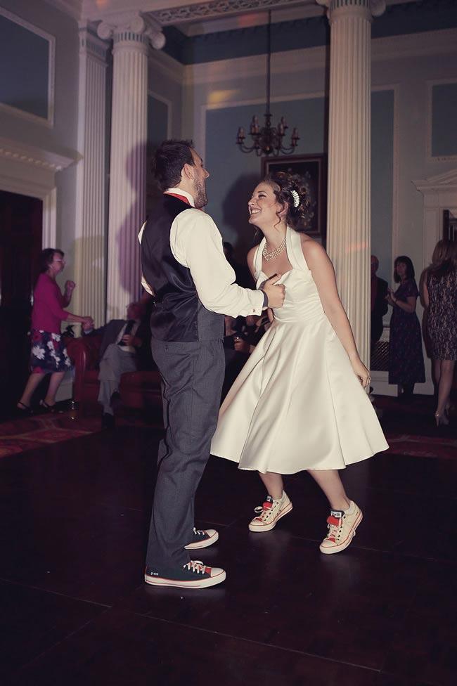 fun first dance routine lissaalexandraphotography