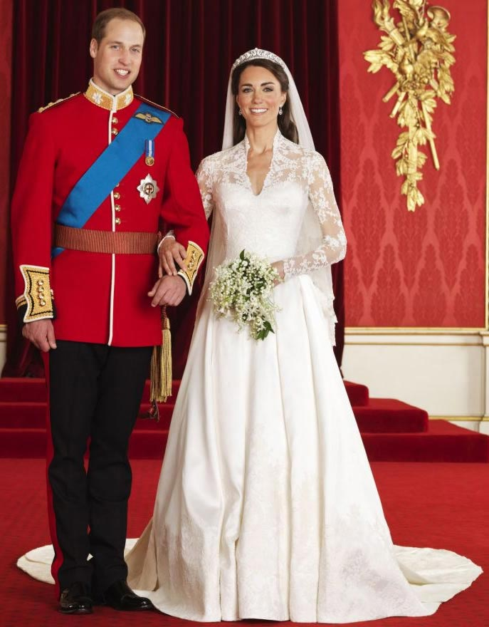 kate william wedding