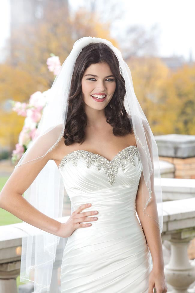 sincerity bridal 3757