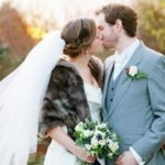 warm winter wedding featured