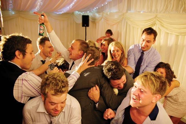 wedding party alexbeckett