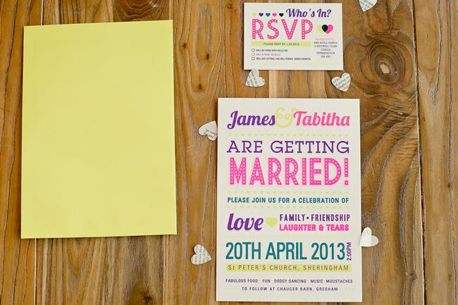 wedding stationery kerriemitchell
