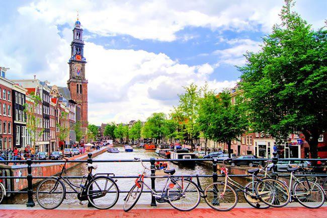 1.Amsterdam