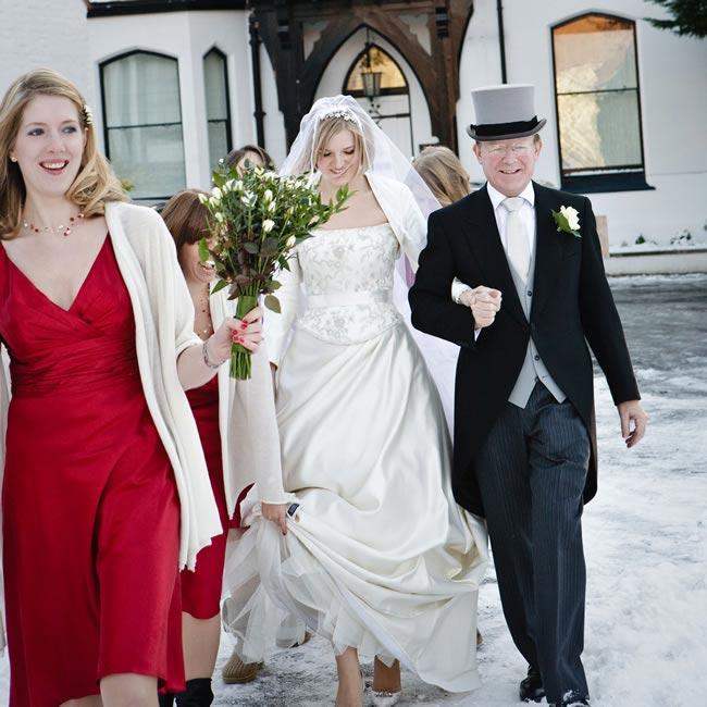 Allie Jason Real Wedding 10