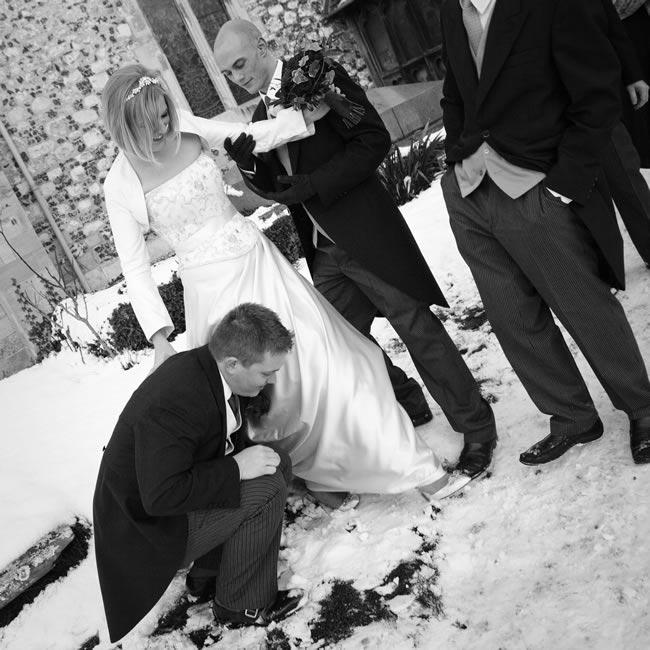 Allie Jason Real Wedding 17