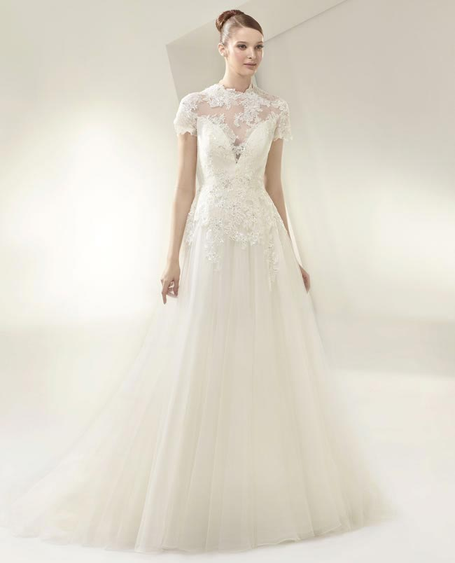 Beautiful by Enzoani style BT14-1