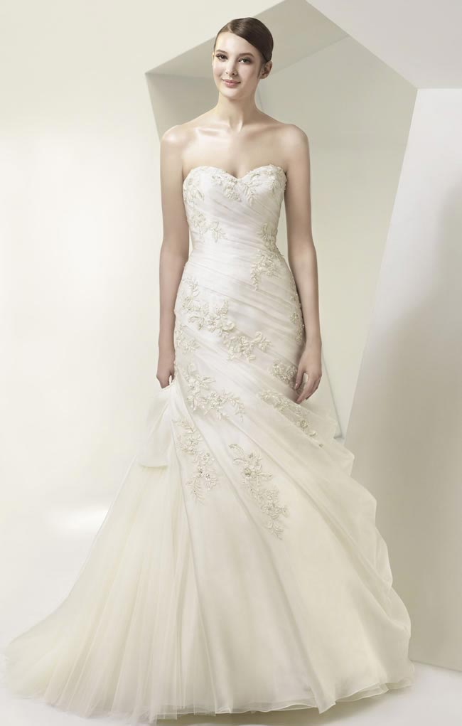 Beautiful by Enzoani style BT14-17