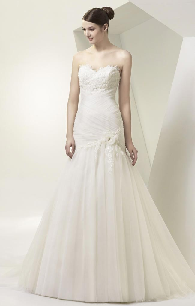 Beautiful by Enzoani style BT14-25