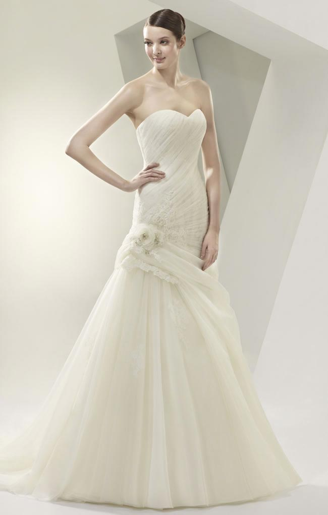 Beautiful by Enzoani style BT14-27