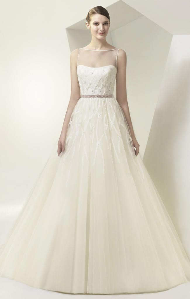 Beautiful by Enzoani style BT14-28