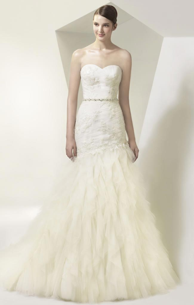 Beautiful by Enzoani style BT14-29