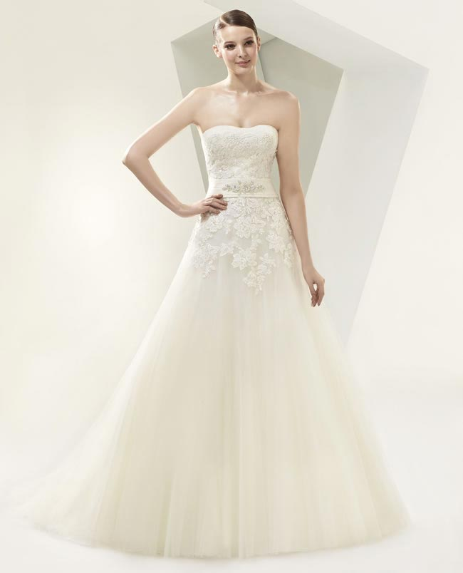 Beautiful by Enzoani style BT14-4