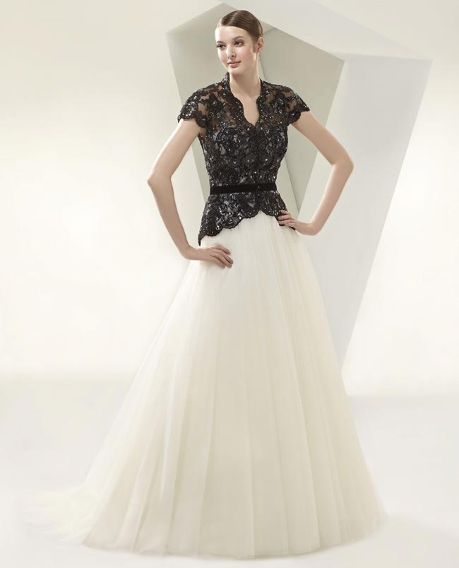 Beautiful by Enzoani style BT14-5