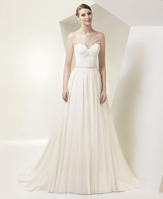 Beautiful by Enzoani style BT14-6