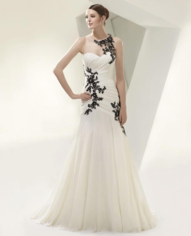 Beautiful by Enzoani style BT14-7