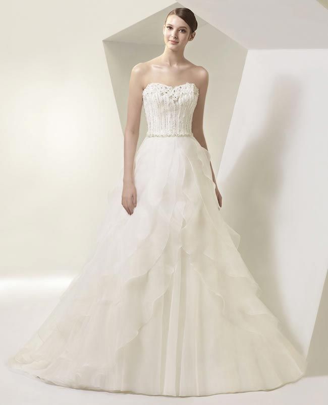 Beautiful by Enzoani style BT14-9