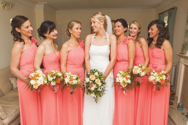 Becky's Bridesmaids