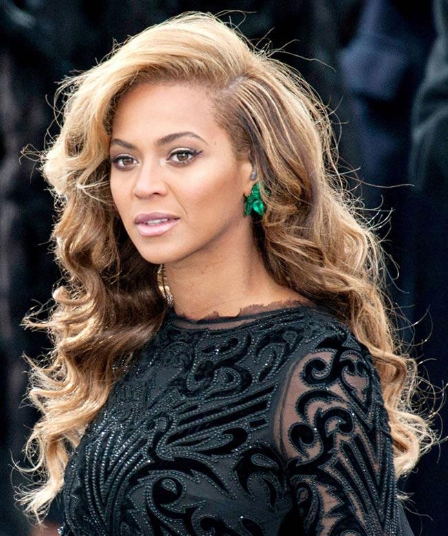 Beyonce wedding hair 02