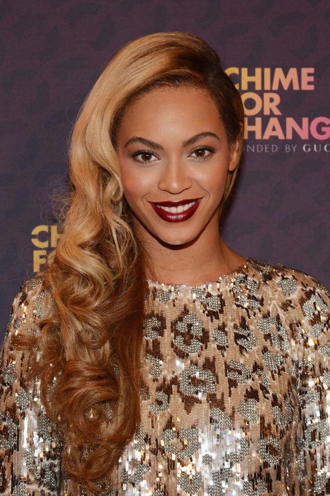 Beyonce wedding hair 03