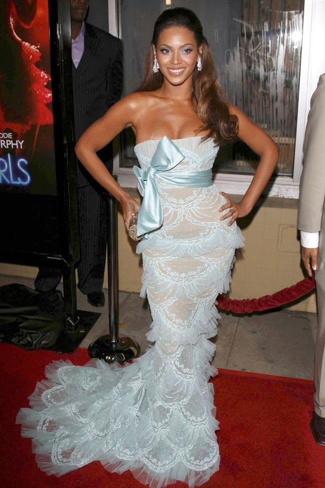 Beyonce wedding hair 04