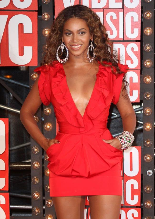 Beyonce wedding hair 06