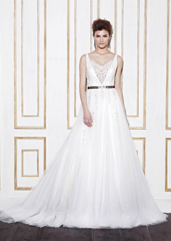 Blue by Enzoani style Galesburg