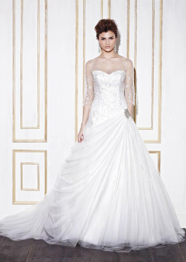 Blue by Enzoani style Geraldton