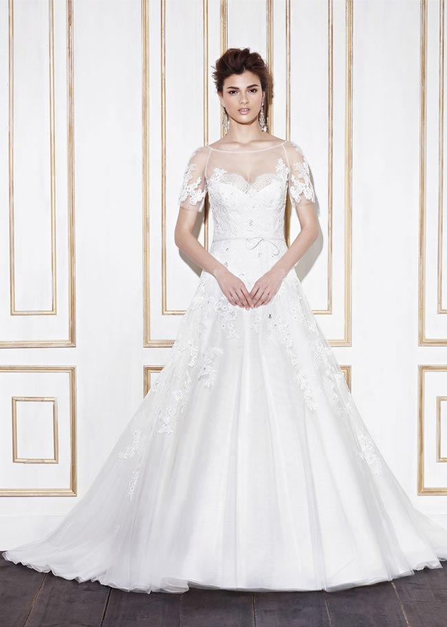 Blue by Enzoani style Glenview