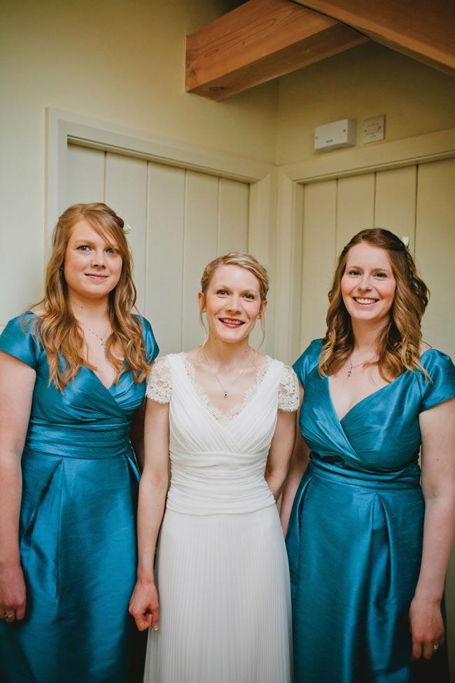 Katherine's bridesmaids © jamesandlianne.com