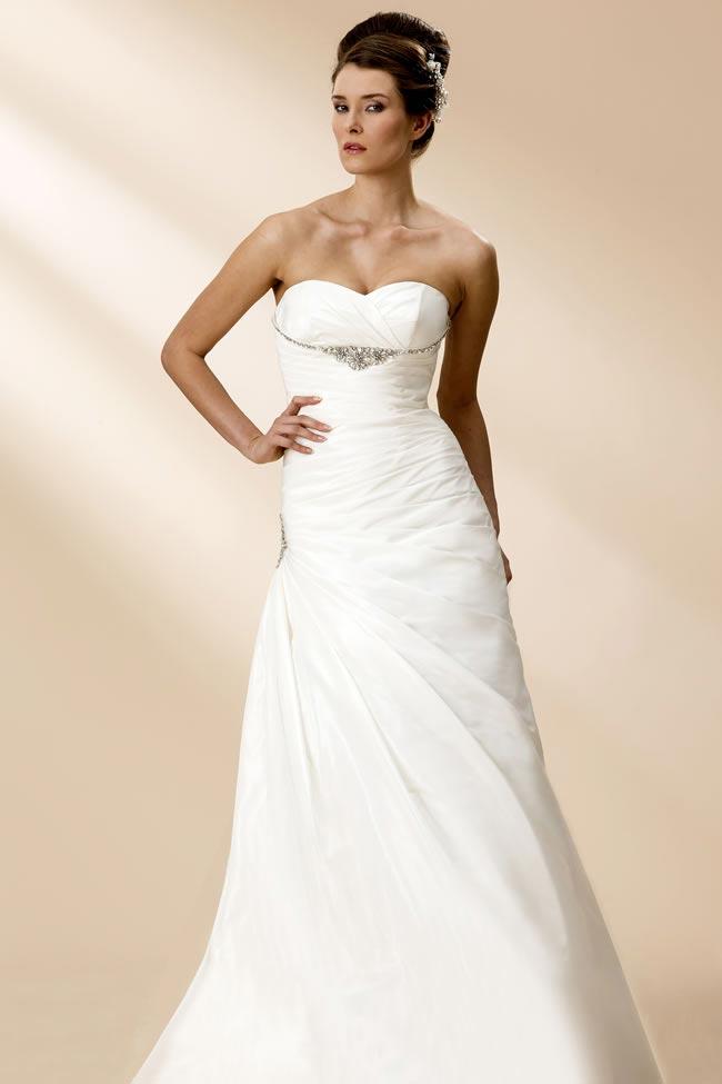 True Bride style W107