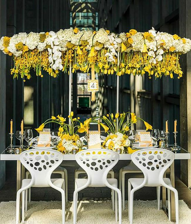 25 Unique Wedding Ideas To Get Inspire: 15 Unique And Wonderful Table Centre Ideas To Inspire You