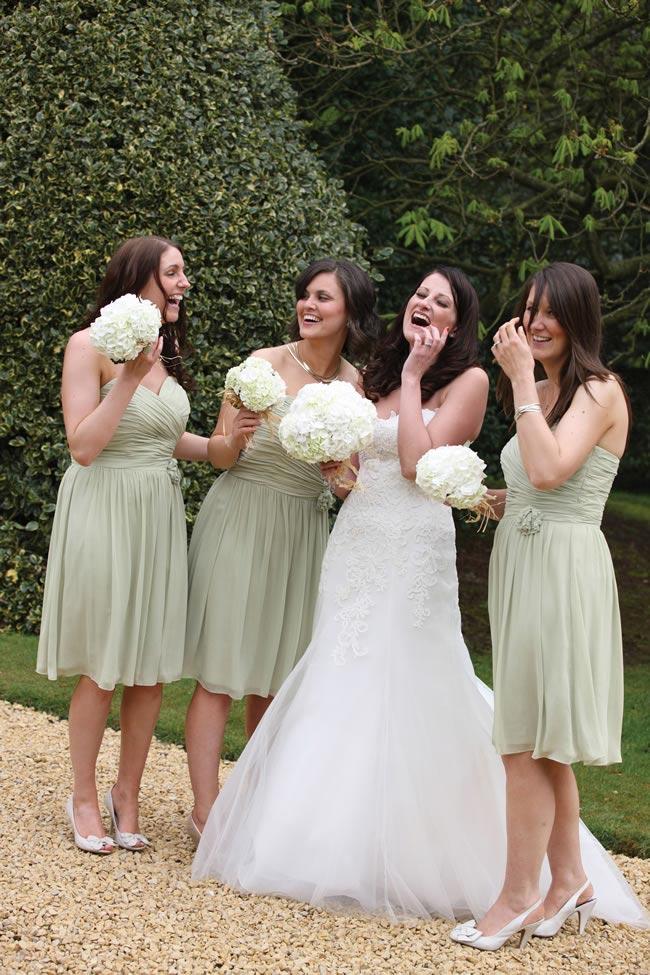 Zoe's Bridesmaids