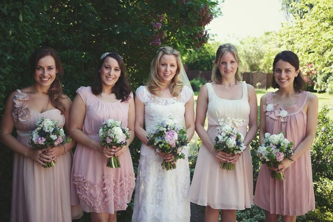 ombre bridesmaids devlinphotos