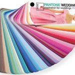 pantone wedding