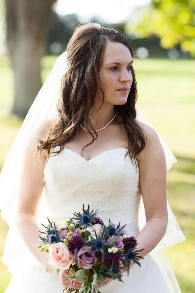 real bride demi chignon natashahurley