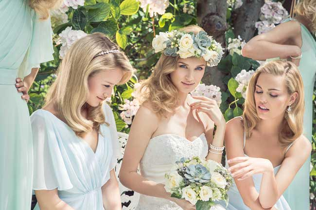 Kelsey Rose Goes Bridal With A New Budget