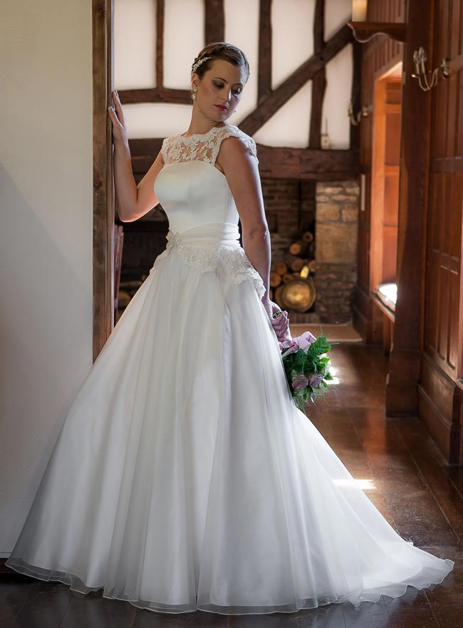 Megan Louise - Qiana Bridal - Classic Rose Collection