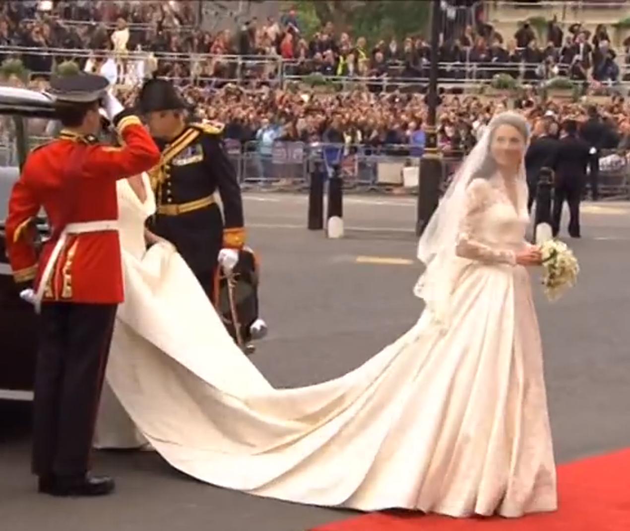 Celebrity Wedding Etiquette: Our Favourite Celebrity Wedding Dresses, Revealed