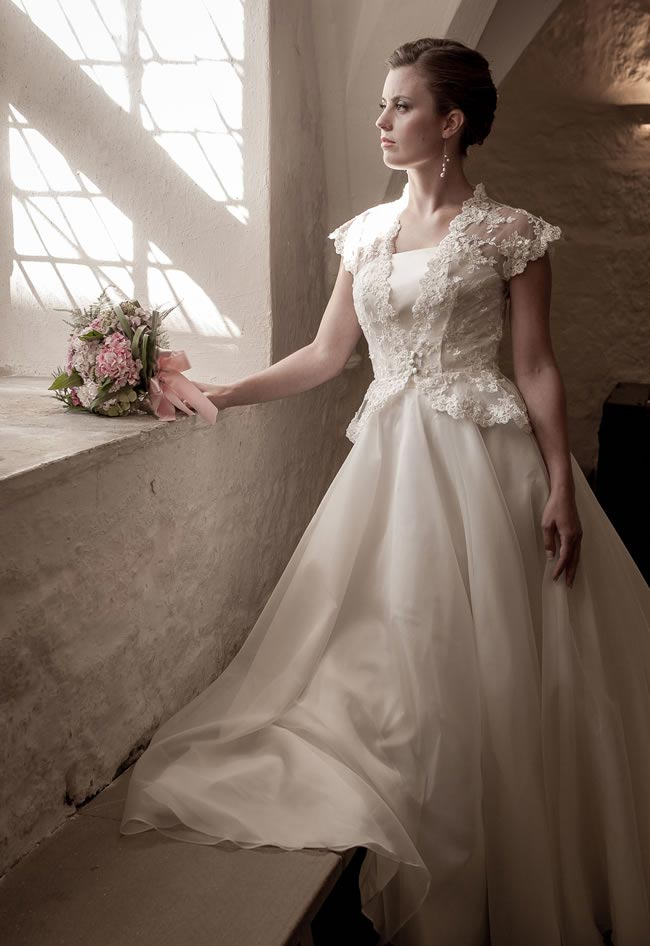Sweet Sonata - Qiana Bridal - Classic Rose Collection