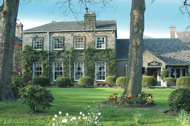 Win a fabulous getaway at a chic country house hotel worth £550