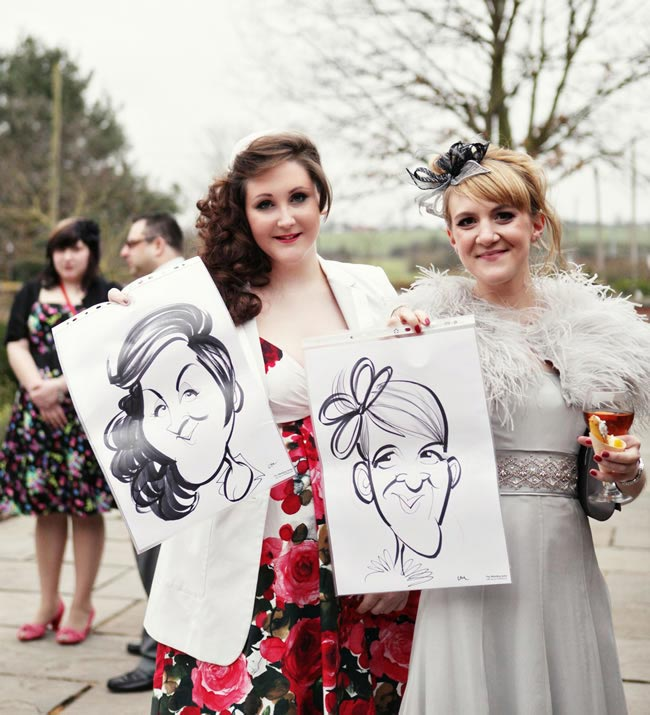 matching-your-entertainment-to-suit-your-wedding-venue-caricatures-dashacaffrey.com