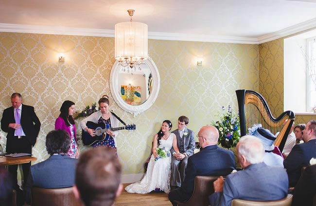 matching-your-entertainment-to-suit-your-wedding-venue-ceremony-song-christopherian.co.uk