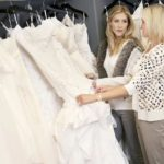 the-dos-and-donts-of-wedding-dress-shopping-looking-at-dresses