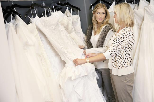 The Dos And Donts Of Wedding Dress Ping